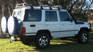 4WD Toyota Landcruiser 4WD