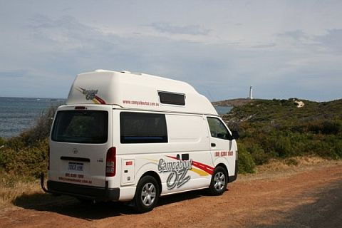 HiTop Campervan rental