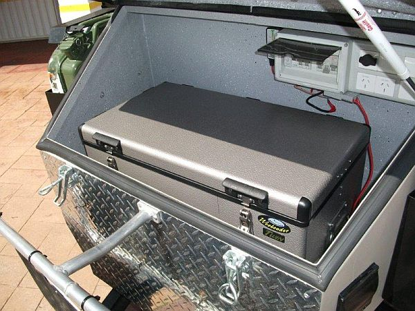 Popular The ORE Team Will Have The Brand New Supavan Stockman On Show At The 2012 Perth 4WD &amp Adventure  Complete With Full Roll Out Kitchens And Awnings Cub Is Renowned For Its Ezy Wind System Which Makes Opening The Camper