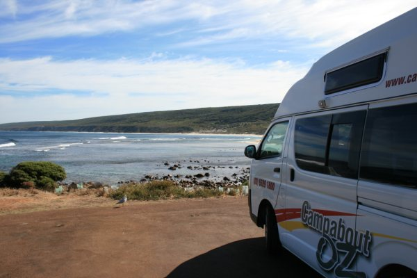 Campervan Australia Hire Perth