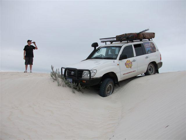 4WD Rentals Western Australia