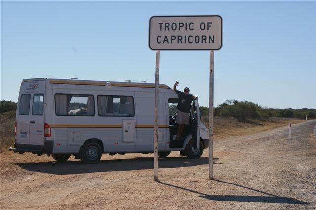 Motorhome Hire Perth Western Australia