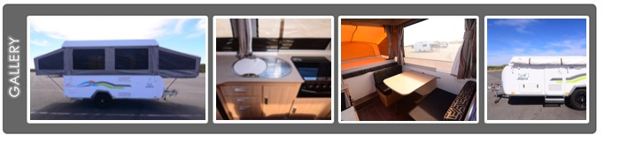 Camper Trailer Rental Perth