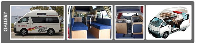 New HiTop Campervan Rental