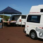 Campervan Rental Western Australia