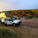 4WD Rooftop Camper Rental - Off the Beaten Track