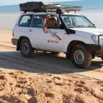 4wd rental on the beach