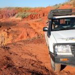 Aussie Red Dirt 4wd rental