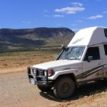 Bush Camper 4x4 Rental