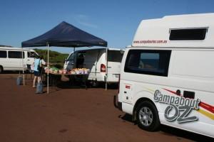 Campervan Rental Western Australia