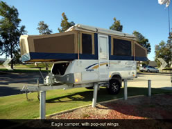 Camper Trailer Hire Perth