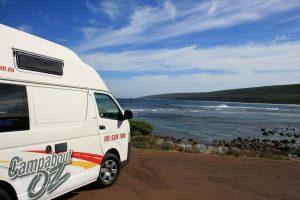 Self Drive Rental Itineraries from Perth